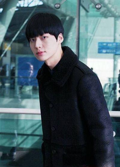 Foto Aktor Korea Ahn Jae-hyun 46