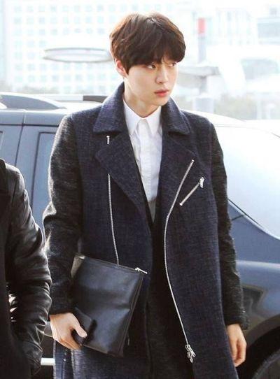 Foto Aktor Korea Ahn Jae-hyun 48