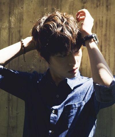 Foto Aktor Korea Ahn Jae-hyun 5