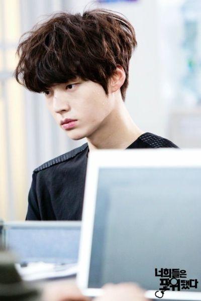 Foto Aktor Korea Ahn Jae-hyun 6