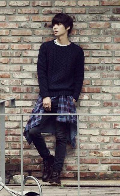 Foto Aktor Korea Ahn Jae-hyun 7