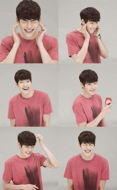 Foto Aktor Korea Kim Woo Bin 1