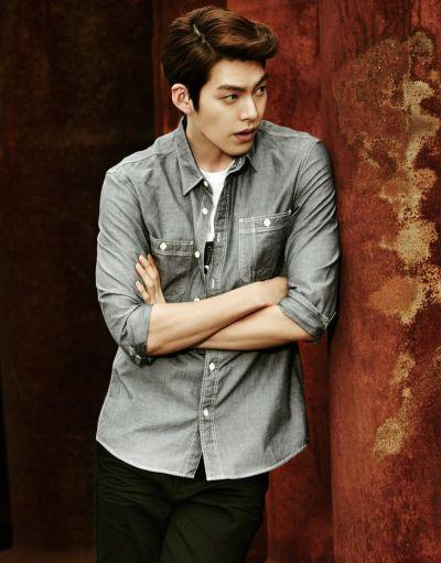 Foto Aktor Korea Kim Woo Bin 14