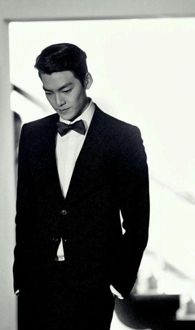 Kumpulan Foto Aktor Keren Korea Kim Woo-bin – Page 3 ...