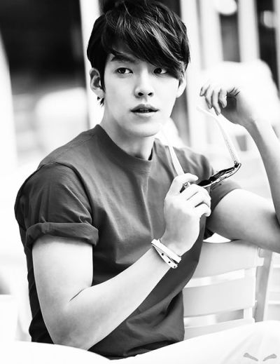 Foto Aktor Korea Kim Woo Bin 4