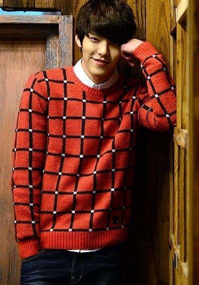 Foto Aktor Korea Kim Woo Bin 5