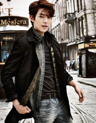 Foto Aktor Korea Kim Woo Bin 7