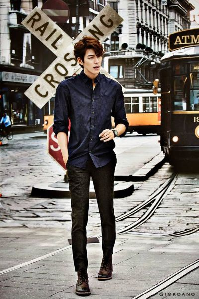 Foto Aktor Korea Kim Woo Bin 8