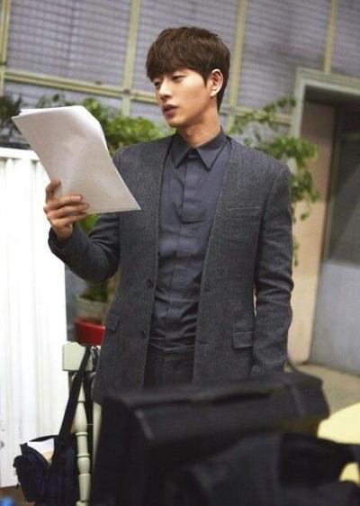 Foto Aktor Tampan Park Hae-jin 47