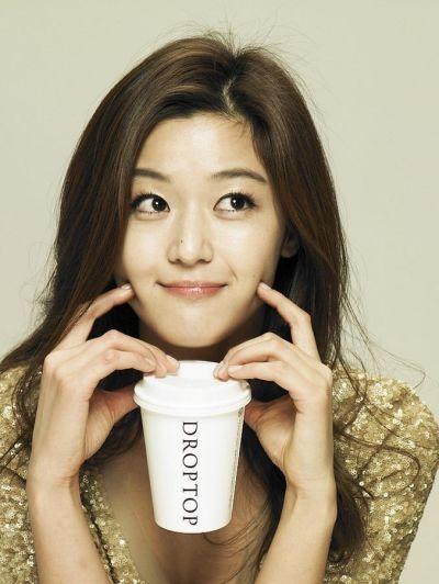 Foto Aktris Cantik Jun Ji-hyun 1
