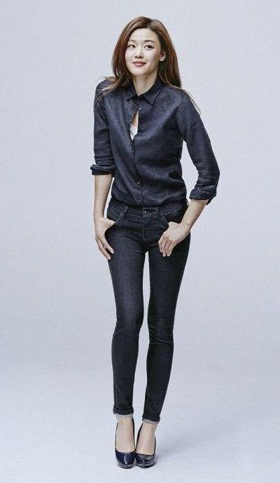 Foto Aktris Cantik Jun Ji-hyun 5