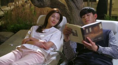 Foto-foto Kemesraan Do Min-joon dan Cheon Song-yi 10