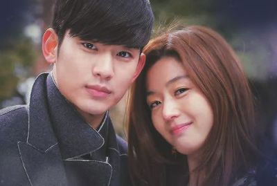Foto-foto Kemesraan Do Min-joon dan Cheon Song-yi 6