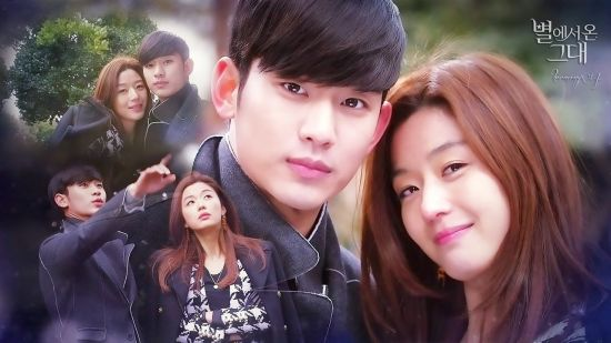 Foto-foto Kemesraan Do Min-joon dan Cheon Song-yi