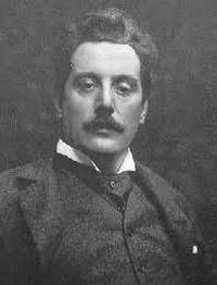 Foto Giacomo Puccini