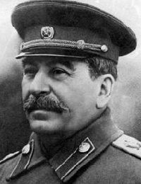 Foto Joseph Stalin