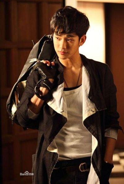 Foto keren Kim Soo-hyun 32