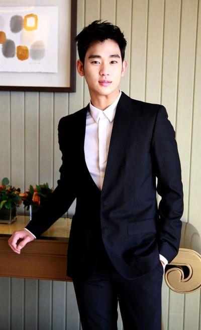 Foto keren Kim Soo-hyun 34