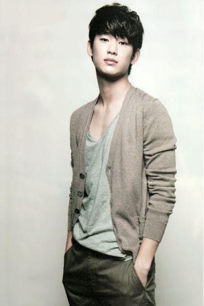 Foto keren Kim Soo-hyun 4