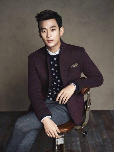 Foto keren Kim Soo-hyun 42