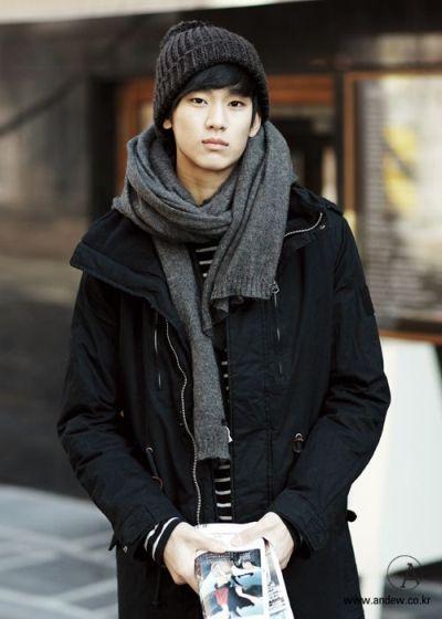 Foto keren Kim Soo-hyun 6