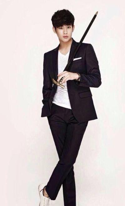 Foto keren Kim Soo-hyun 60