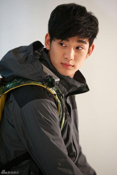 Foto keren Kim Soo-hyun 8