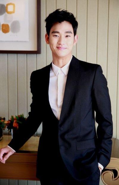 Foto keren Kim Soo-hyun 98
