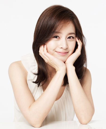 Foto Kim Tae Hee Kecantikan Alami Korea 2