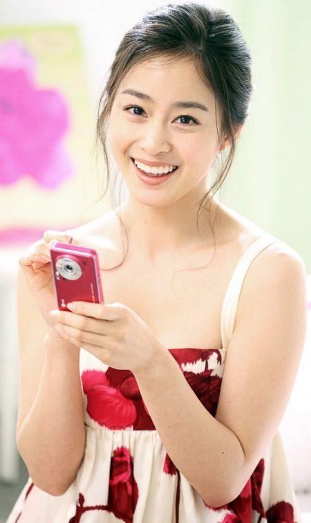 Foto Kim Tae Hee Kecantikan Alami Korea 36