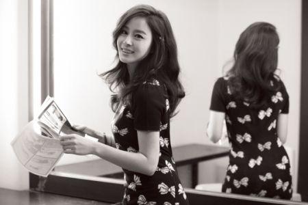 Foto Kim Tae Hee Kecantikan Alami Korea 43