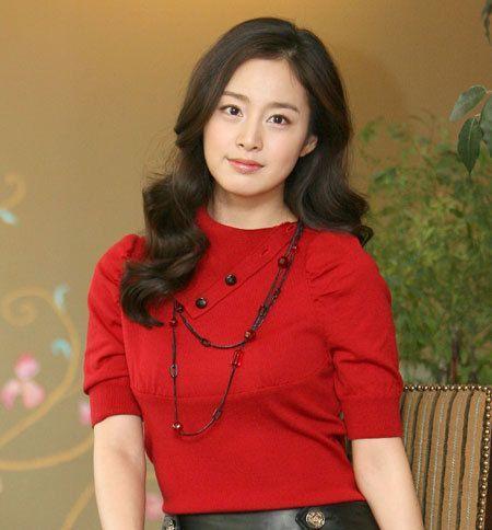 Foto Kim Tae Hee Kecantikan Alami Korea 45