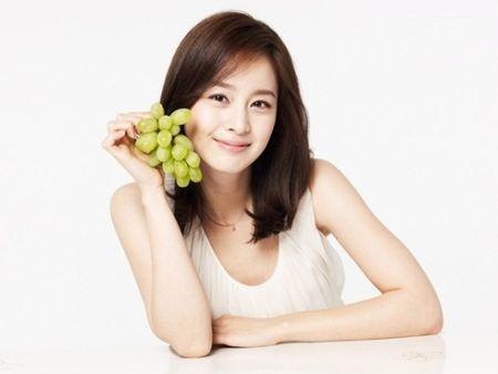 Foto Kim Tae Hee Kecantikan Alami Korea 5