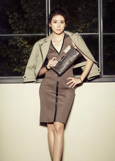 Foto Lee Bo-young Aktris Korea yang Cantik 10