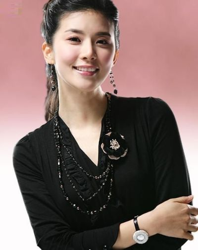 Foto Lee Bo-young Aktris Korea yang Cantik 2