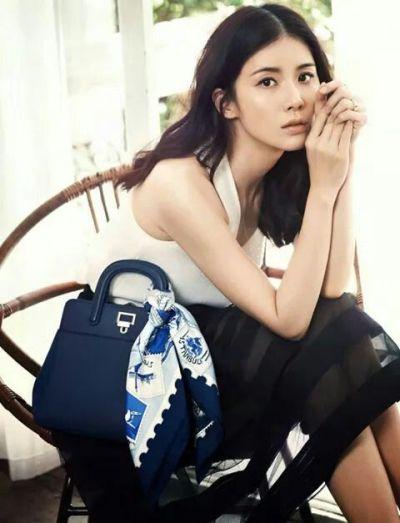 Foto Lee Bo-young Aktris Korea yang Cantik 8