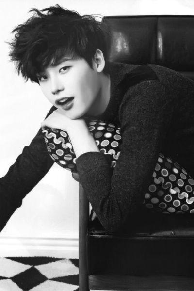 Foto Lee Jong-suk Aktor Ganteng dan Keren 9