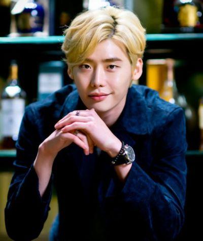 Foto Lee Jong-suk Aktor Ganteng dan Keren