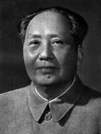 Foto Mao Zedong