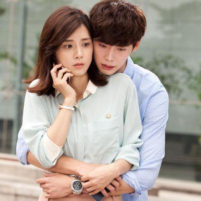 Foto Mesra Lee Jong-suk dan Lee Bo-young 1