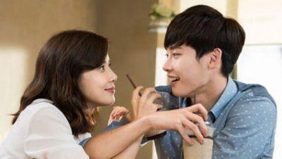 Foto Mesra Lee Jong-suk dan Lee Bo-young 11