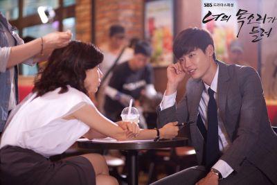 Foto Mesra Lee Jong-suk dan Lee Bo-young 18