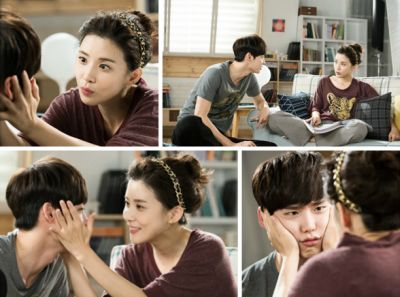Foto Mesra Lee Jong-suk dan Lee Bo-young 7