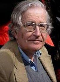 Foto Noam Chomsky