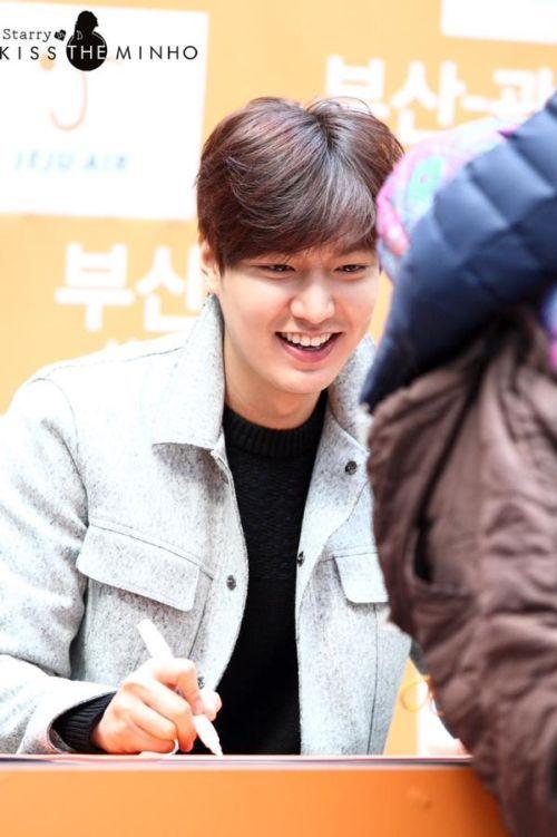 Foto terbaru Lee Min-ho 1