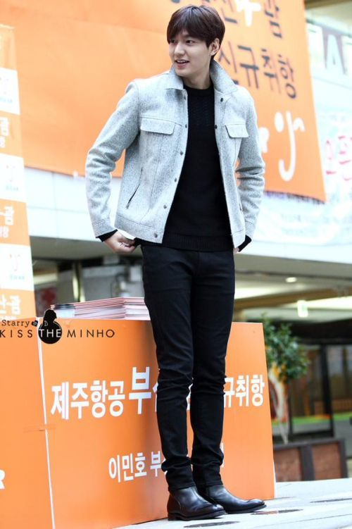Foto terbaru Lee Min-ho 2