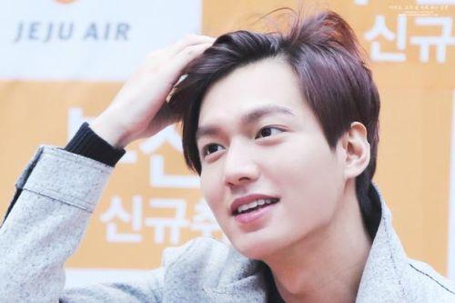 Foto terbaru Lee Min-ho 4