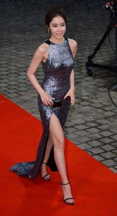 50 foto aktris korea yoo in na yang jelita dan seksi