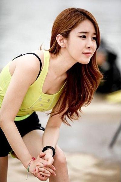 Galeri Foto Cantik Yoo In-na 7