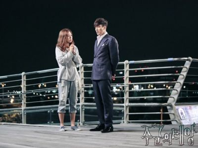 Gambar Adegan Drama The Master's Sun 46